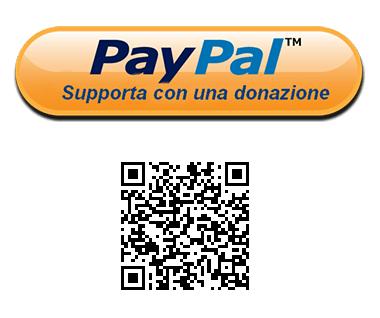 SUPPORTACI CON UNA DONAZIONE
